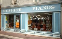 magasin de pianos et d'instrument de musique à loudun dans la vienne à 55 km de poitiers